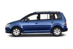 VW Touran Trendline Van (2003 - 2015) 5 Türen Seitenansicht
