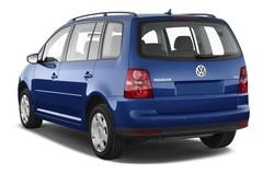 VW Touran Trendline Van (2003 - 2015) 5 Türen seitlich hinten