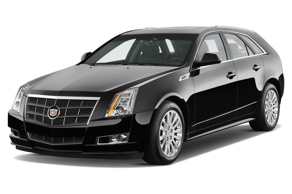 Cadillac CTS Station Wagon (2009–2012)