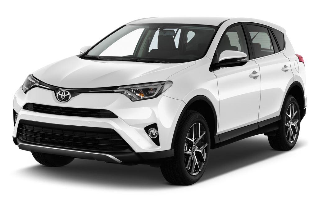 Toyota RAV 4 SUV (2013–2018)