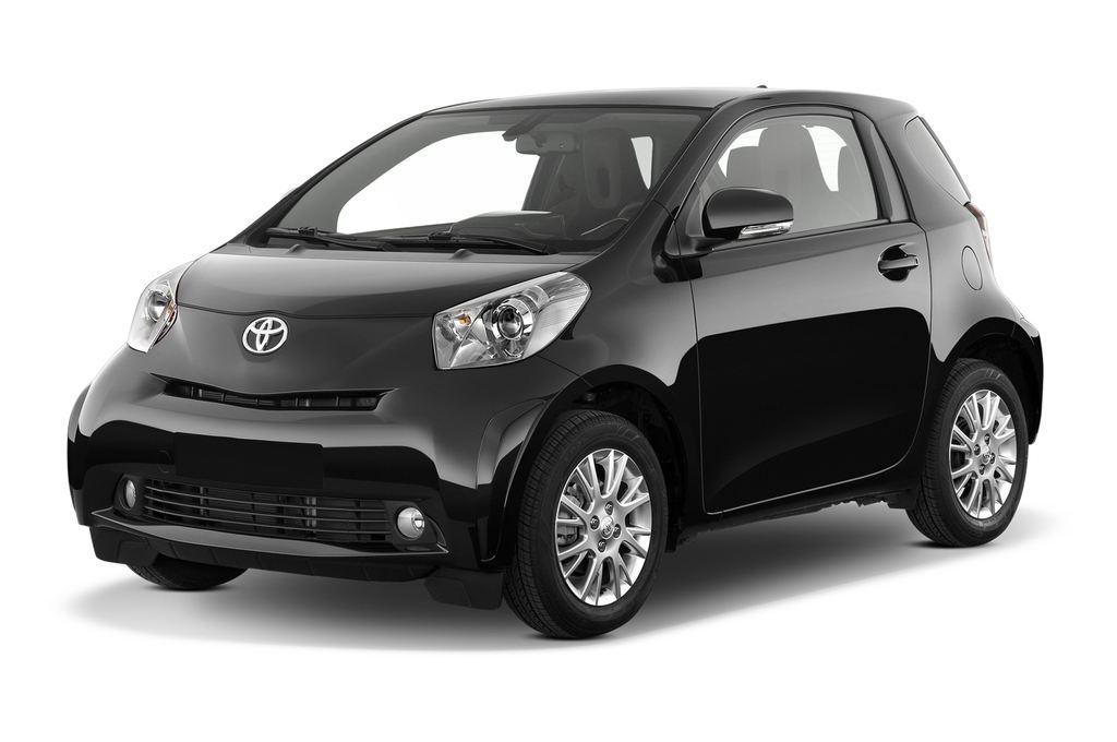 Toyota iQ Kleinwagen (2008–2014)