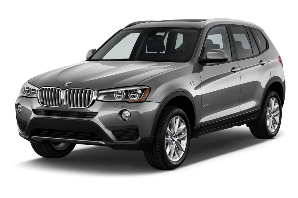 BMW X3 xDrive35i 306 PS (2010–2017)