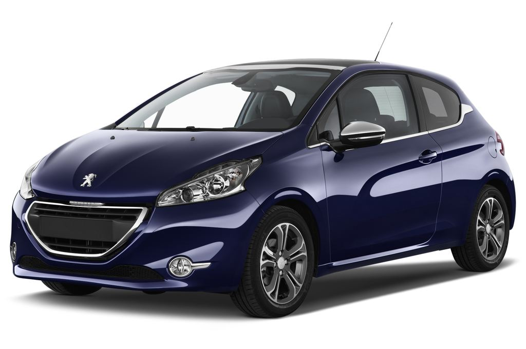 Peugeot 208 GTI 30th Anniversary 208 PS (2012–2019)