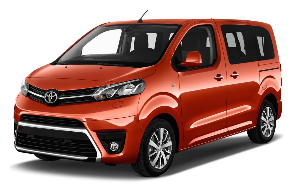 Toyota Proace 2.0 D-4D 150 PS (seit 2016)