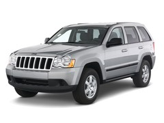 Jeep Grand Cherokee SUV (2005–2010)