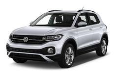 Alle VW T-Cross SUV