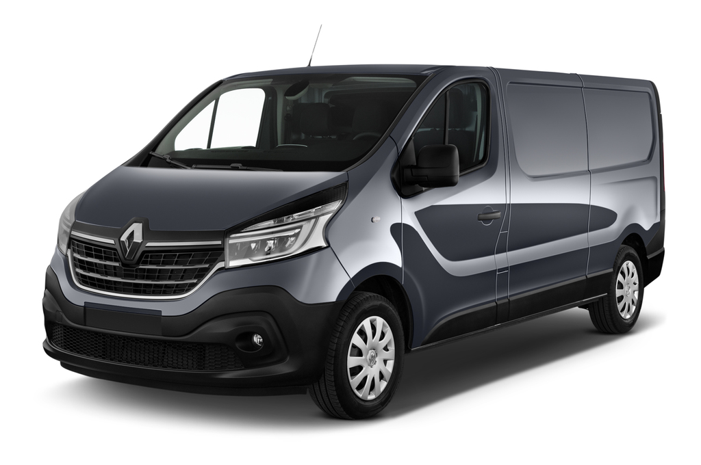 Renault Trafic 1.6 dCi 125 125 PS (seit 2014)