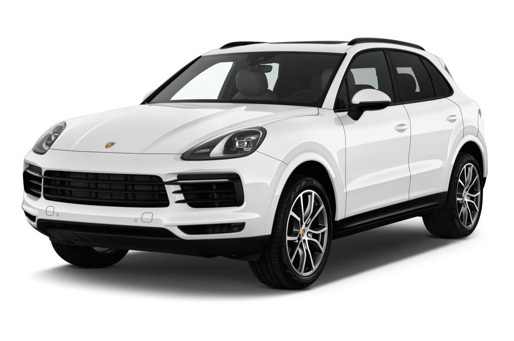 Porsche Cayenne SUV (seit 2017)