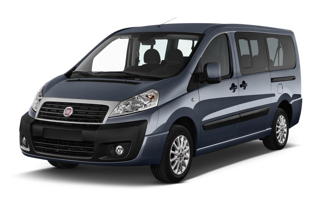 Fiat Scudo 120 Multijet 128 PS (2007–2016)