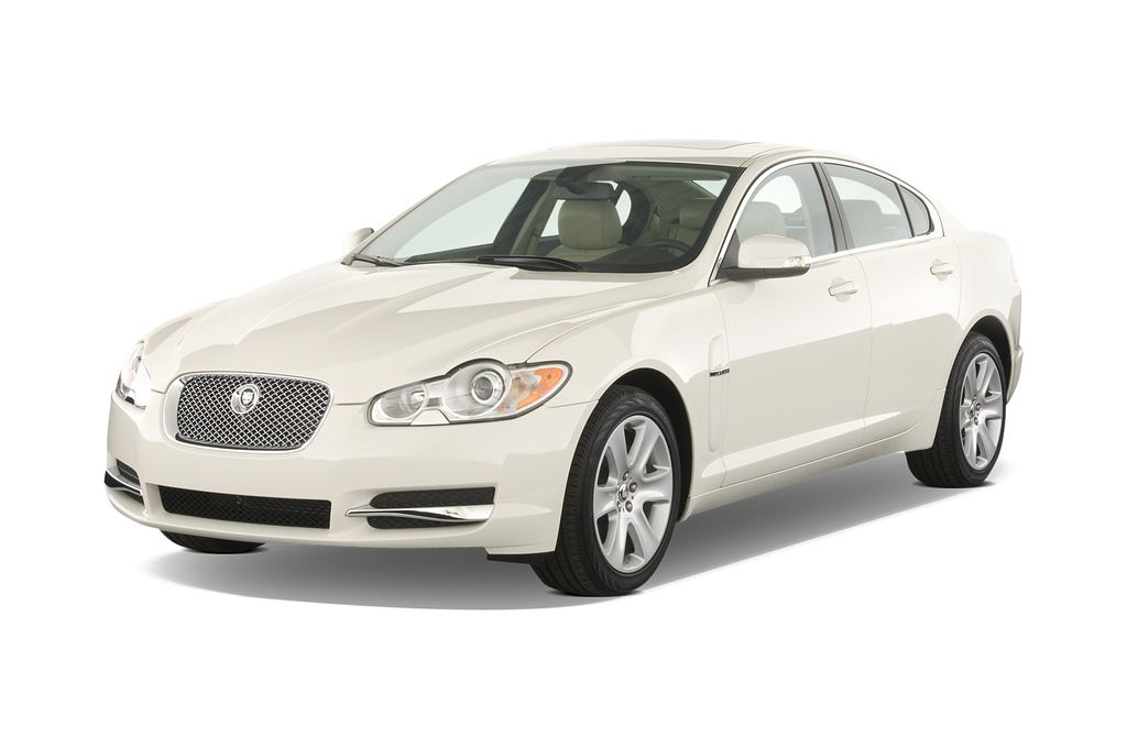 Jaguar XF 2.7 D V6 207 PS (2008–2015)