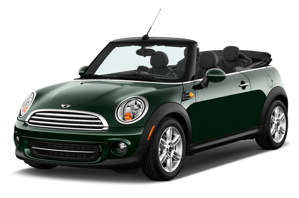 MINI Cabrio Modell