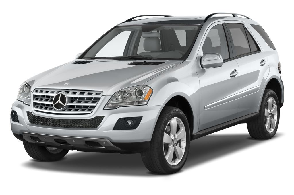 Mercedes-Benz M-Klasse ML 350 BlueTEC 211 PS (2005–2011)