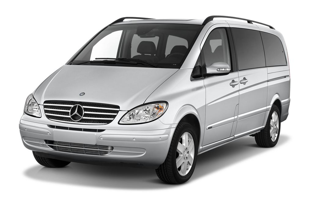 Mercedes-Benz Viano 3.0 CDI 204 PS (2003–2014)