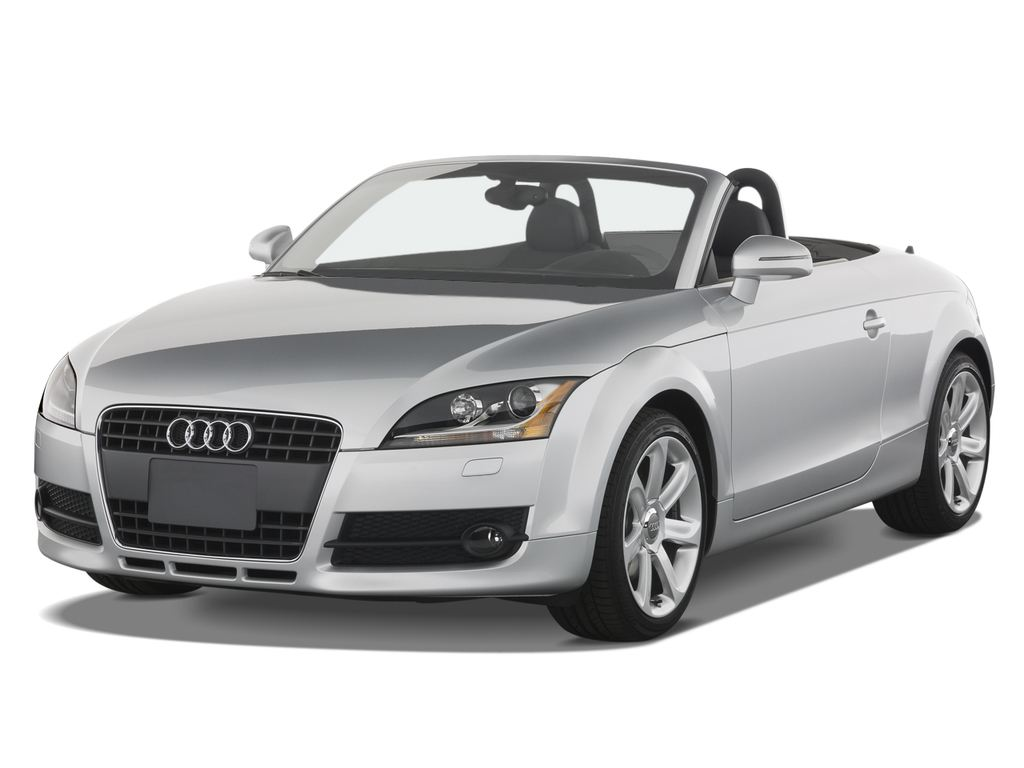 Audi TT TT RS plus 360 PS (2007–2014)