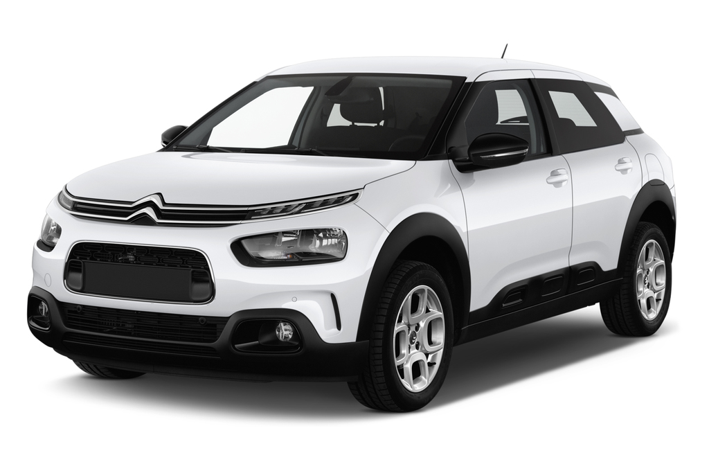 Citroen C4 Cactus BlueHDI 100 102 PS (seit 2018)