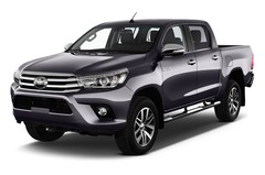 Alle Toyota HiLux Pick Up