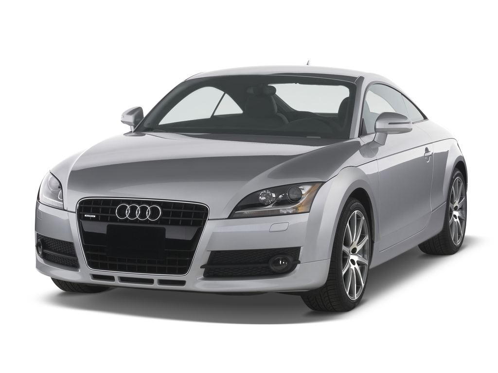 Audi TT TT RS plus 360 PS (2006–2014)