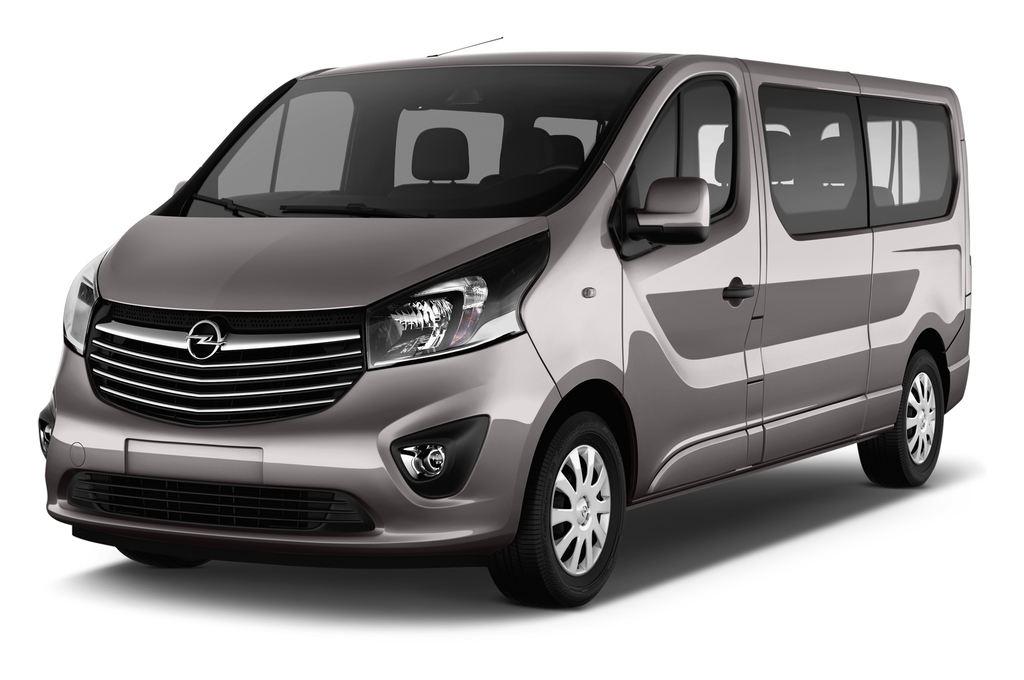 Opel Vivaro 1.6 CDTI BITURBO 120 PS (2014–2019)