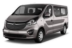 Opel Vivaro Transporter (2014–2019)