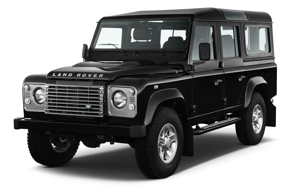 Land Rover Defender 2.4 122 PS (1990–2016)