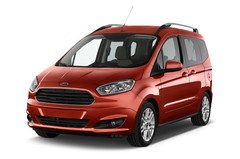 Alle Ford Tourneo Courier Van