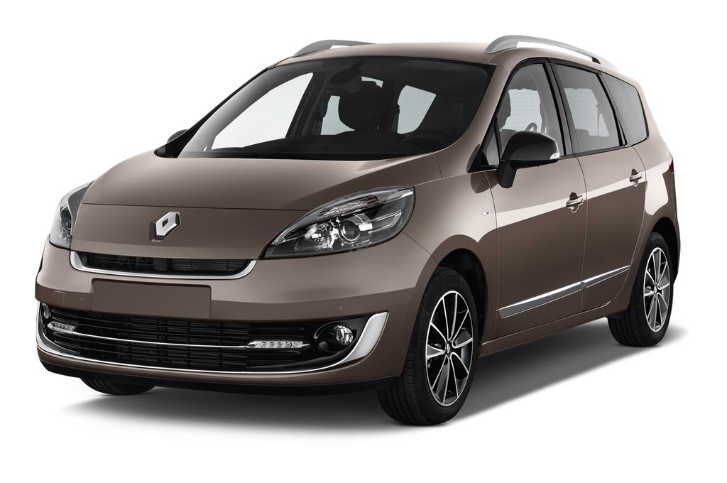 Renault Grand Scenic 1.2 Energy TCe 130 132 PS (2009–2016)