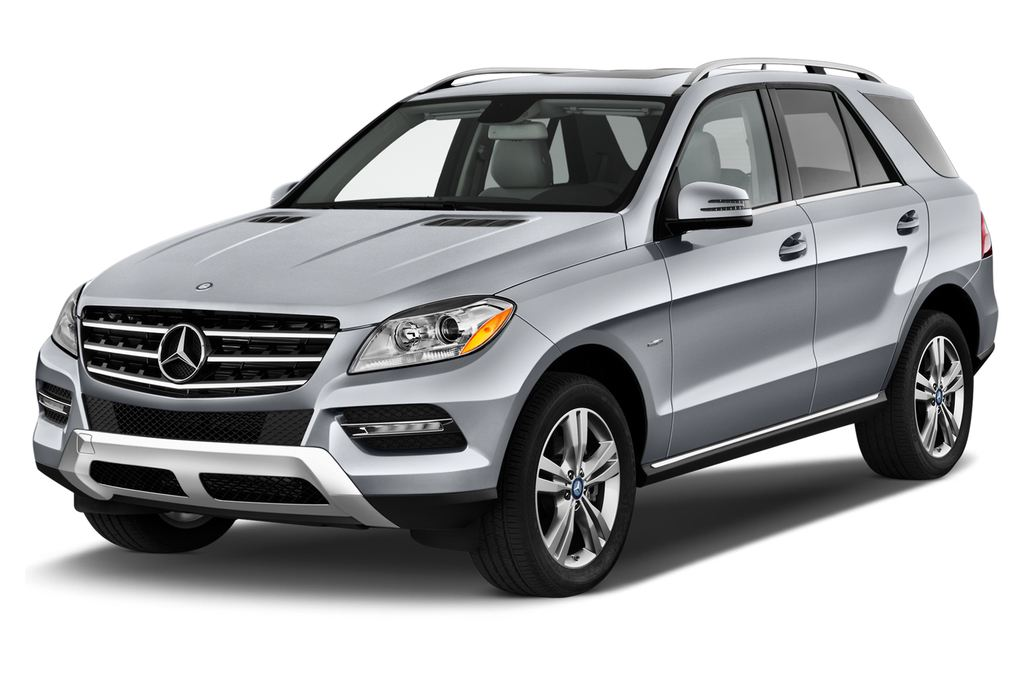 Mercedes-Benz M-Klasse ML 350 BlueEFFICIENCY 306 PS (2011–2015)
