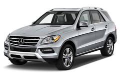Alle Mercedes-Benz M-Klasse SUV