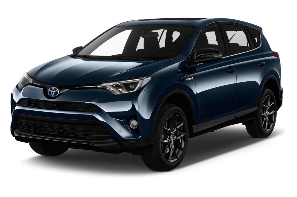 Toyota RAV 4 2.5 Hybrid 178 PS (seit 2018)