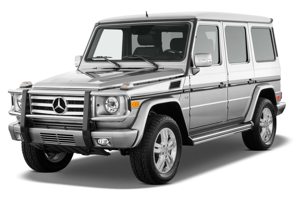 Mercedes-Benz G-Klasse G 500 422 PS (1990–2017)