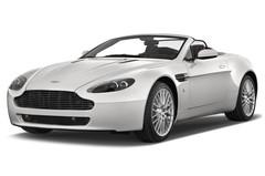 Alle Aston Martin Vantage Cabrio
