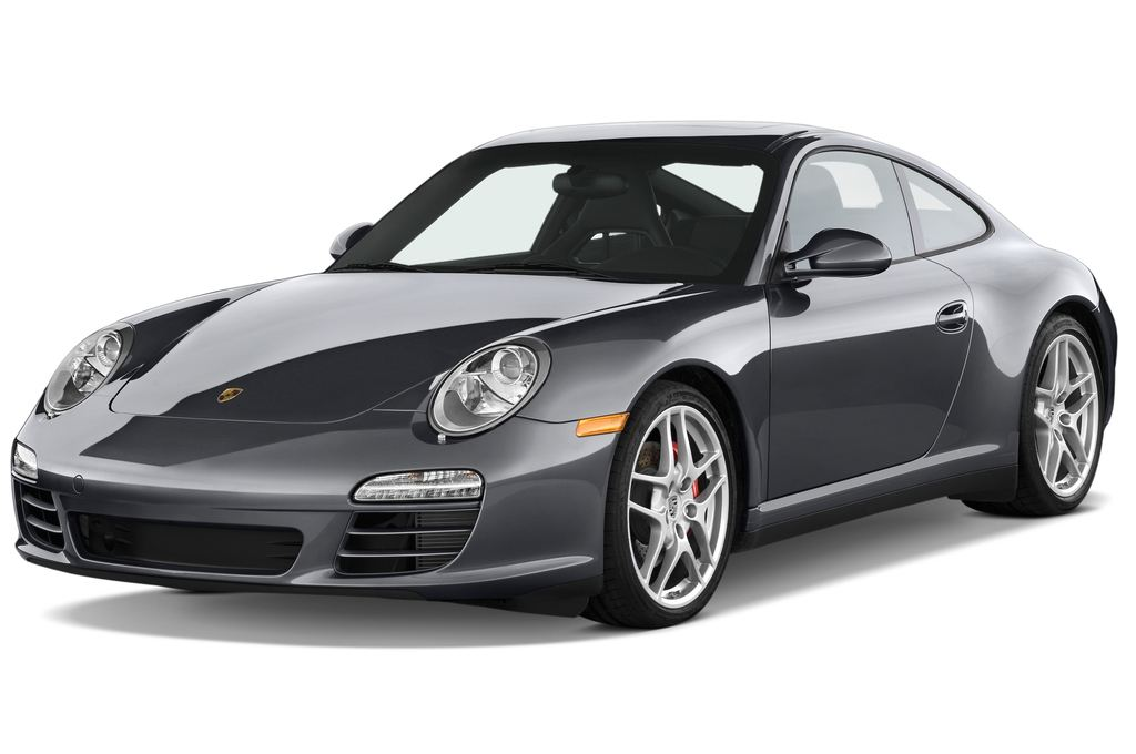 Porsche 911 Carrera 4 381 PS (2004–2011)