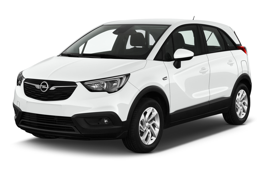 Opel Crossland X 1.2 Turbo 110 PS (seit 2017)
