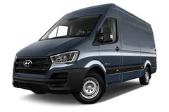 Alle Hyundai H350 Transporter