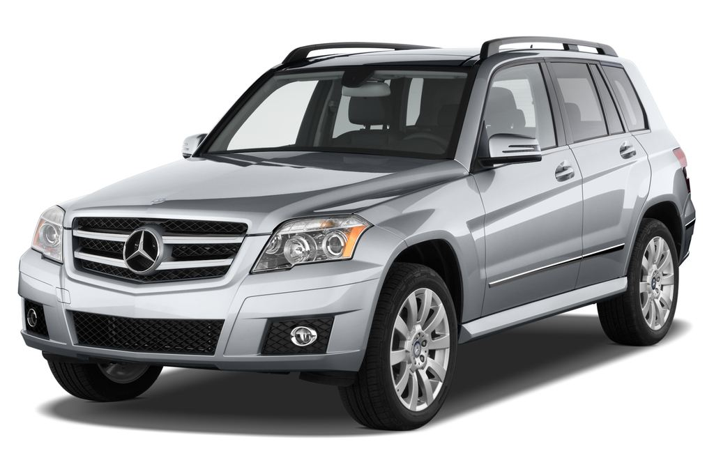 Mercedes-Benz GLK GLK 220 CDI BlueEFFICIENCY 170 PS (2008–2015)