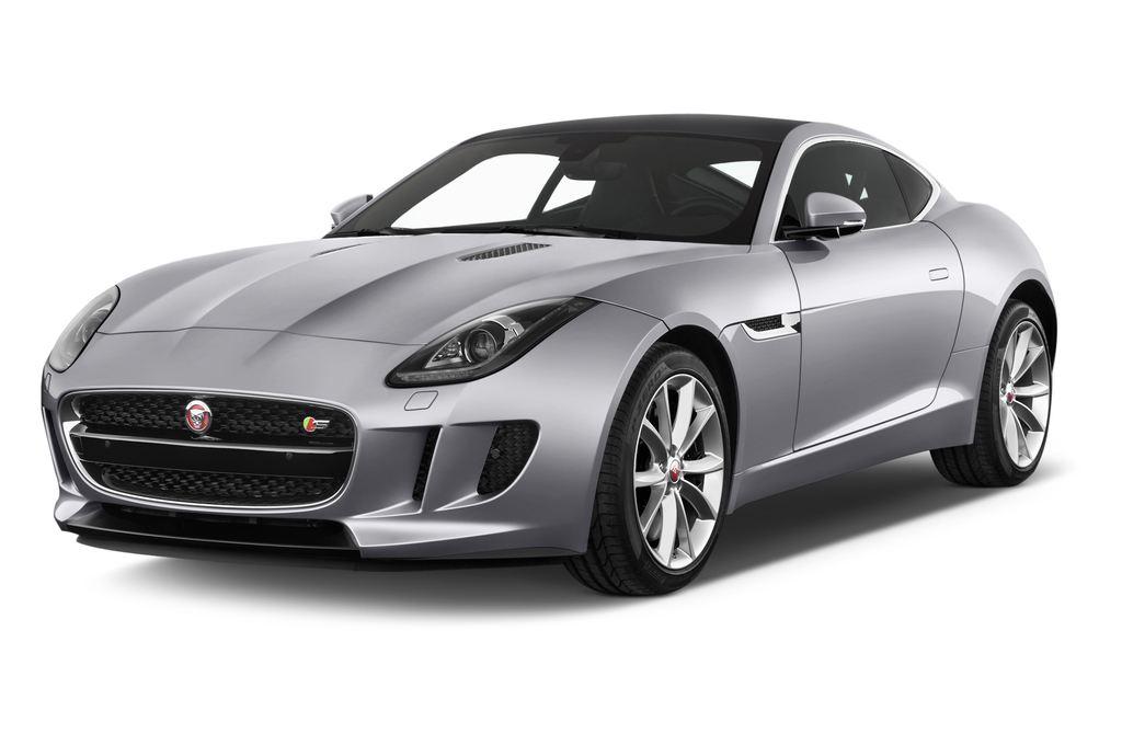 Jaguar F-Type Coupé (seit 2013)