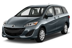 Alle Mazda 5 Van