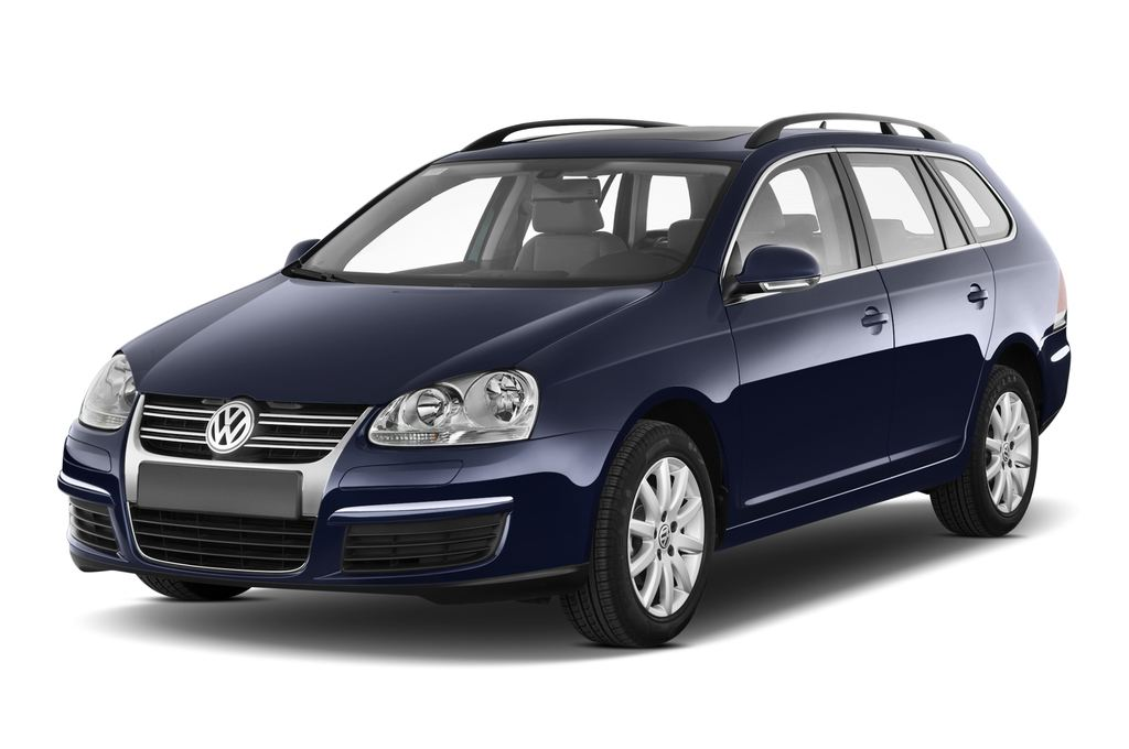 VW Golf Variant (2007–2009)
