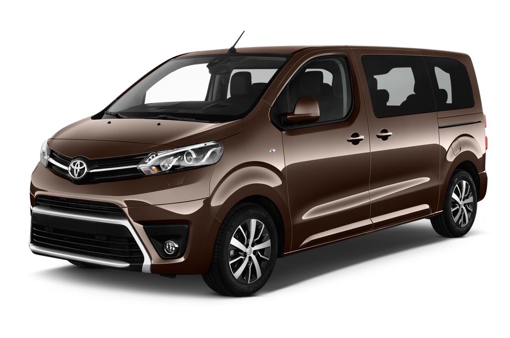 Toyota Proace 1,5-l-D-4D 102 PS (seit 2016)
