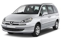 Alle Peugeot 807 Van