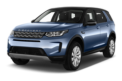 Alle Land Rover Discovery Sport SUV