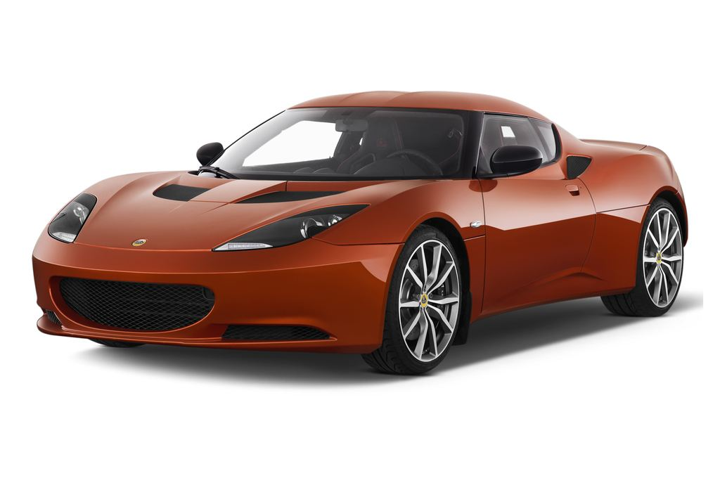 Lotus Evora Coupé (seit 2015)