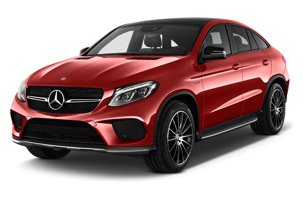 Mercedes-Benz GLE GLE 450 AMG 367 PS (2015–2019)