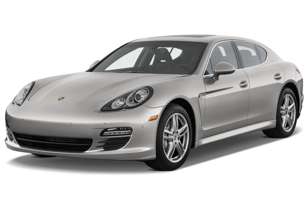 Porsche Panamera Panamera Turbo 500 PS (2009–2016)