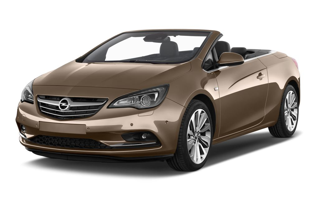 Opel Cascada 1.4 Turbo 120 PS (seit 2013)