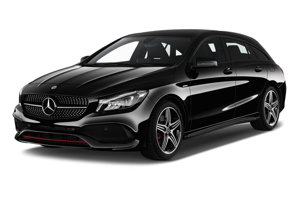Mercedes-Benz CLA AMG CLA 45 381 PS (2015–2019)