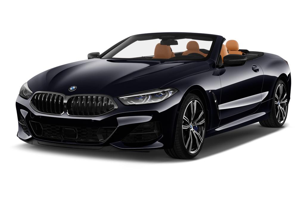 BMW 8er 840d 320 PS (seit 2019)