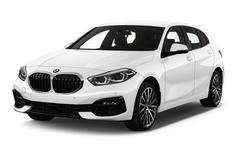 Alle BMW 1er Kompaktwagen