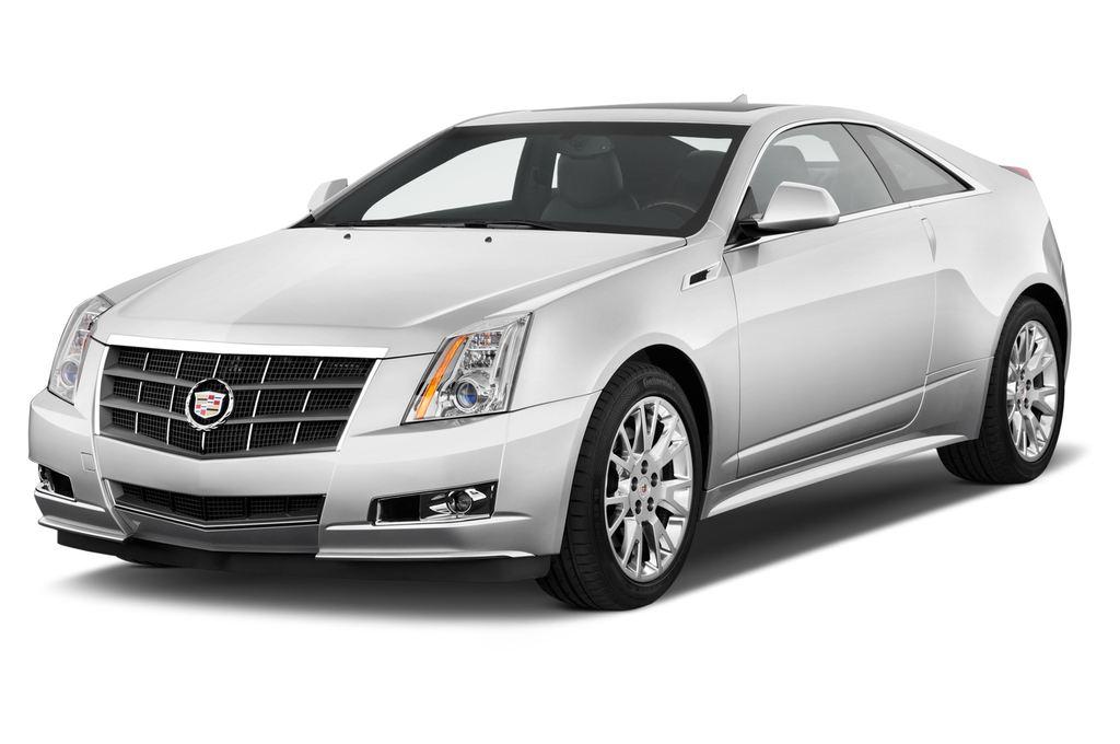Cadillac CTS Coupé (2010–2012)