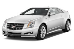 Alle Cadillac CTS Coupé